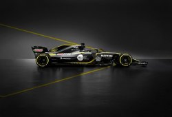 Renault da a conocer el nuevo Fórmula 1 de Sainz y Hülkenberg: el RS.18