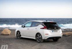 Prueba Nissan Leaf 2018, más argumentos para atraer al lado eléctrico (con vídeo)