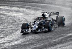 El RB14 acumula sus primeros kilómetros en Silverstone