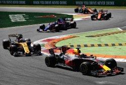 Renault asume que en 2018 estará por detrás de McLaren y Red Bull