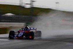 Toro Rosso y Sauber estrenan su coche de 2018 en un 'filming day'