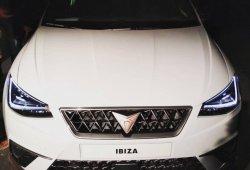 Cupra Ibiza concept car: primeras imágenes del nuevo Ibiza Cupra