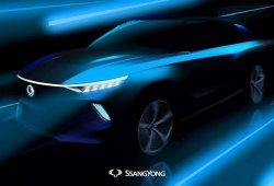 El nuevo SsangYong e-SIV Concept será presentado en Ginebra