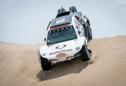 SsangYong planea ampliar su programa en el Dakar 2019