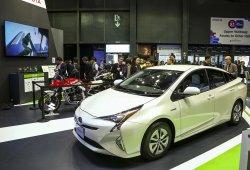 Toyota muestra la tecnología SDL en el Mobile World Congress 2018