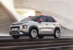 Francia - Enero 2018: El Citroën C3 Aircross se estrena en el Top 10