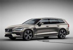 Nuevo Volvo V60: sus medidas y mecánicas al detalle