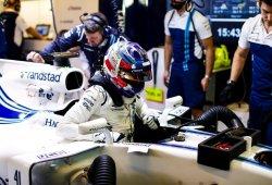 Williams confía en mantener la quinta plaza gracias al dinero de Sirotkin
