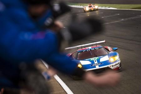 """Priaulx: """"El Ford GT va a ser aún más fuerte este año"""""""