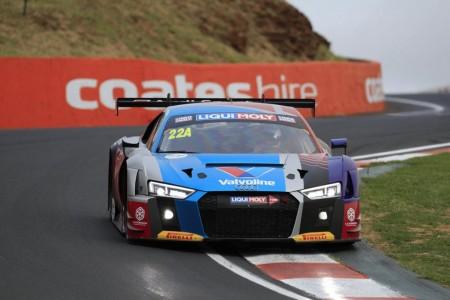 Audi y BMW lideran los libres de las 12 Horas de Bathurst