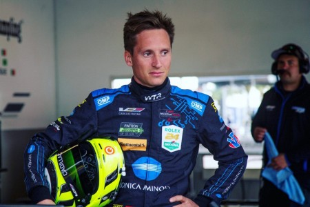 DragonSpeed ficha a Van der Zande para su proyecto LMP1