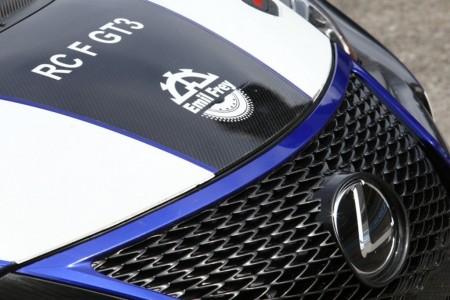 Emil Frey escoge el Lexus RC F GT3 para las Blancpain