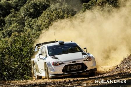 España acoge los test previos de cara al Rally de México