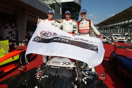 Jackie Chan DC Racing gana las Asian Le Mans Series