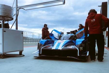 Los LMP1 privados se dan cita en un test en MotorLand