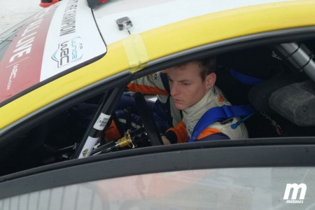Solans, piloto del Rally Team Spain desde el Rally de Suecia