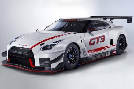 El Nissan GT-R NISMO GT3 sí estará en las Blancpain