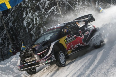 El WRC vuelve a coquetear con el tramo de clasificación