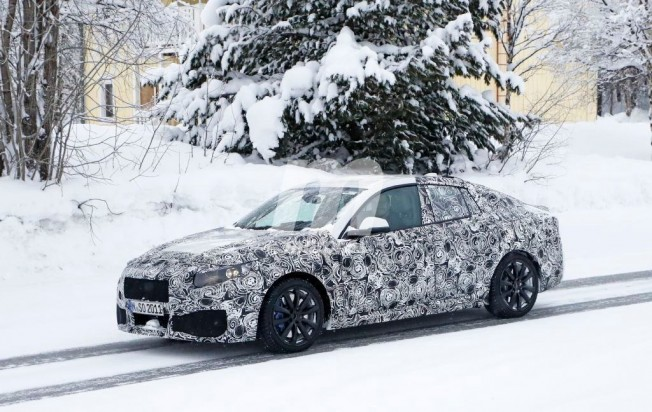 BMW Serie 2 Gran Coupé - foto espía