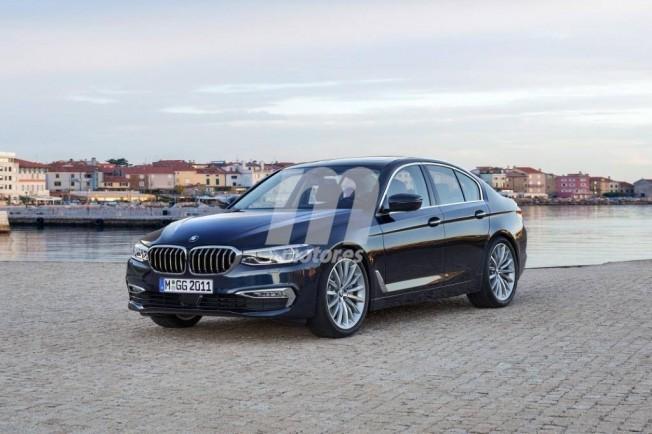 BMW Serie 3 2018 - recreación