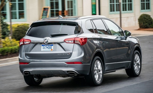 Buick Envision 2018 - posterior