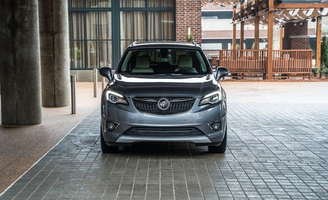 Buick Envision 2018 - frontal