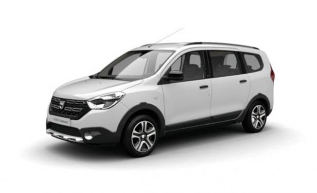 Dacia Lodgy SL Nómada