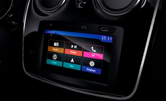 Dacia Sandero Media Nav Evolution