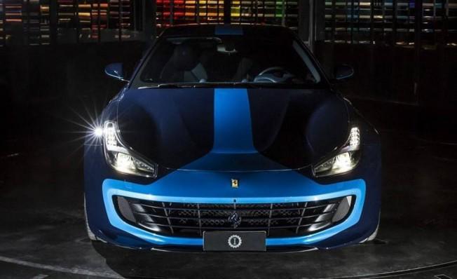 Ferrari GTC4Lusso por Garage Italia Customs