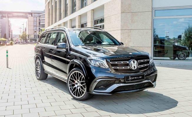 Hofele-Design Mercedes GLS 400