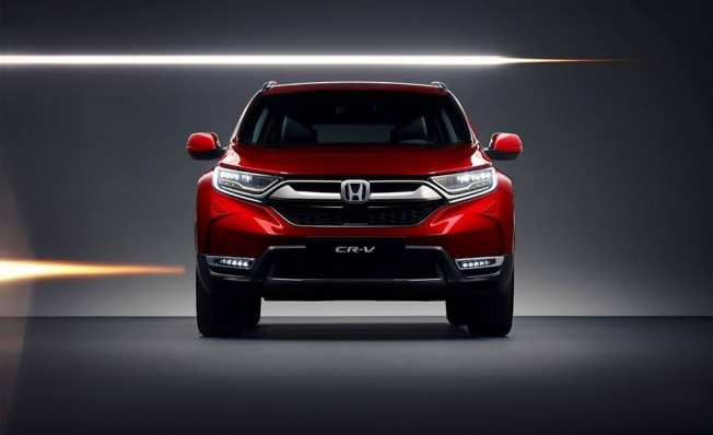 Honda CR-V 2018 - frontal