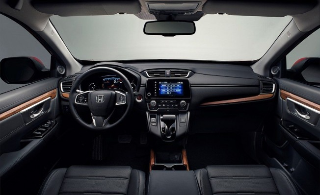 Honda CR-V 2018 - interior