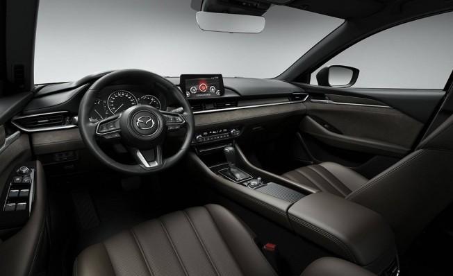 Mazda6 Wagon 2018 - interior