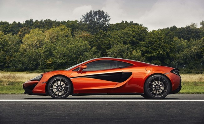 McLaren MSO Sports Series