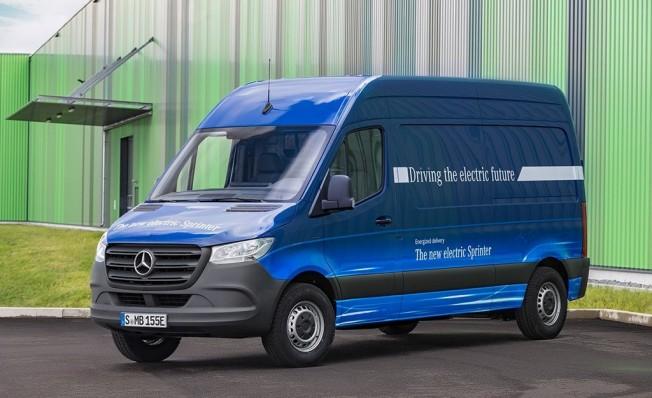 Mercedes eSprinter 2019