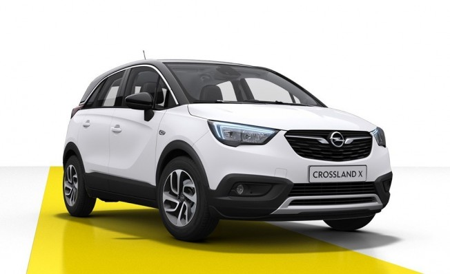 Opel Crossland X Black Edition