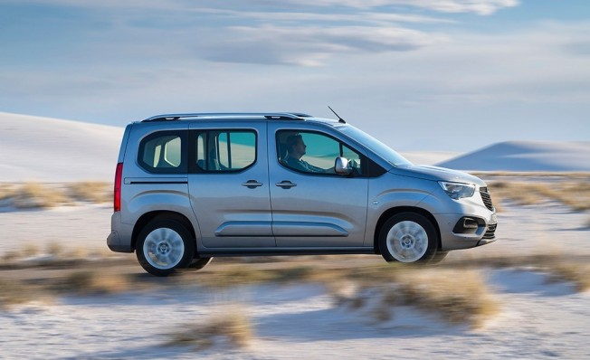 Opel Combo 2018 - lateral