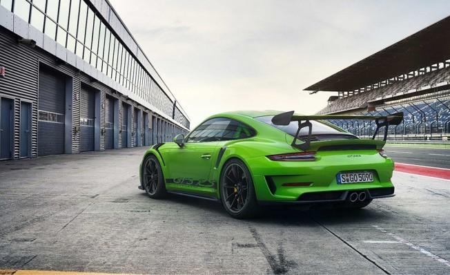 Porsche 911 GT3 RS 2018 - posterior