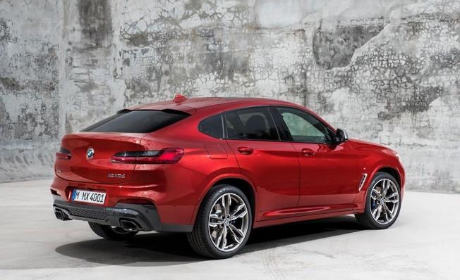 BMW X4 2018 - posterior