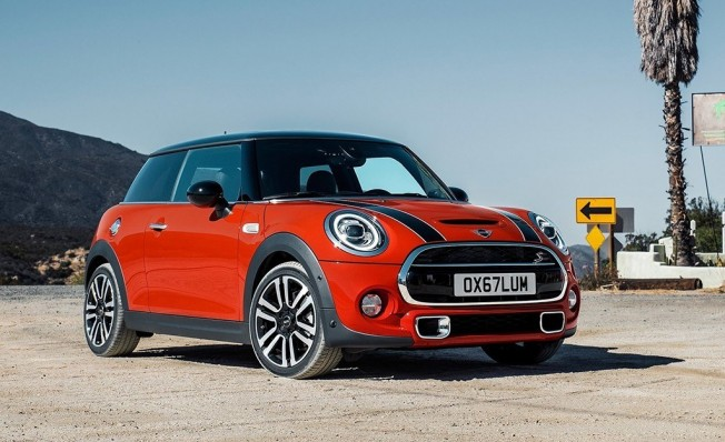 MINI Hatch 2018
