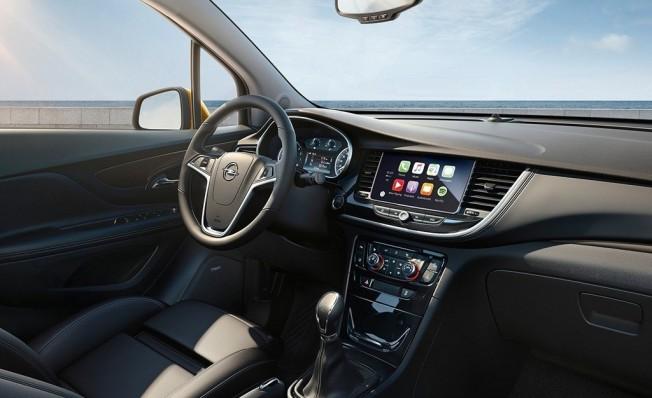 Opel Mokka X - interior