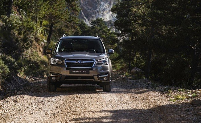 Subaru Forester 2018 - frontal