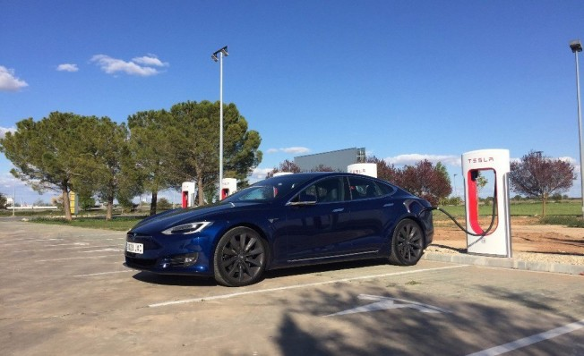 Supercargadores Tesla en Albacete