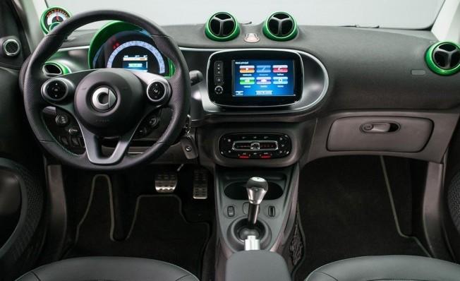 Smart Ushuaïa ED Limited Edition - interior