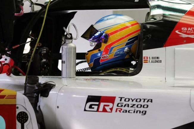Resultado de imagen de Fernando Alonso portimao Toyota