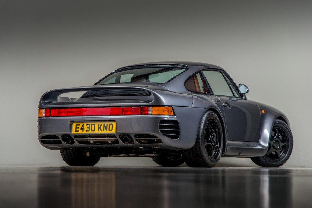 Bruce Canepa nos recuerda lo especial que fue el Porsche 959