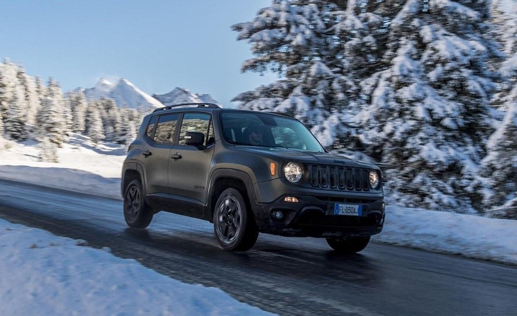 Jeep Renegade 2018: más conectividad, funcionalidad y personalización