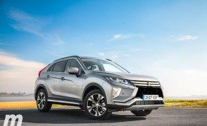 Prueba Mitsubishi Eclipse Cross: el nuevo SUV japonés