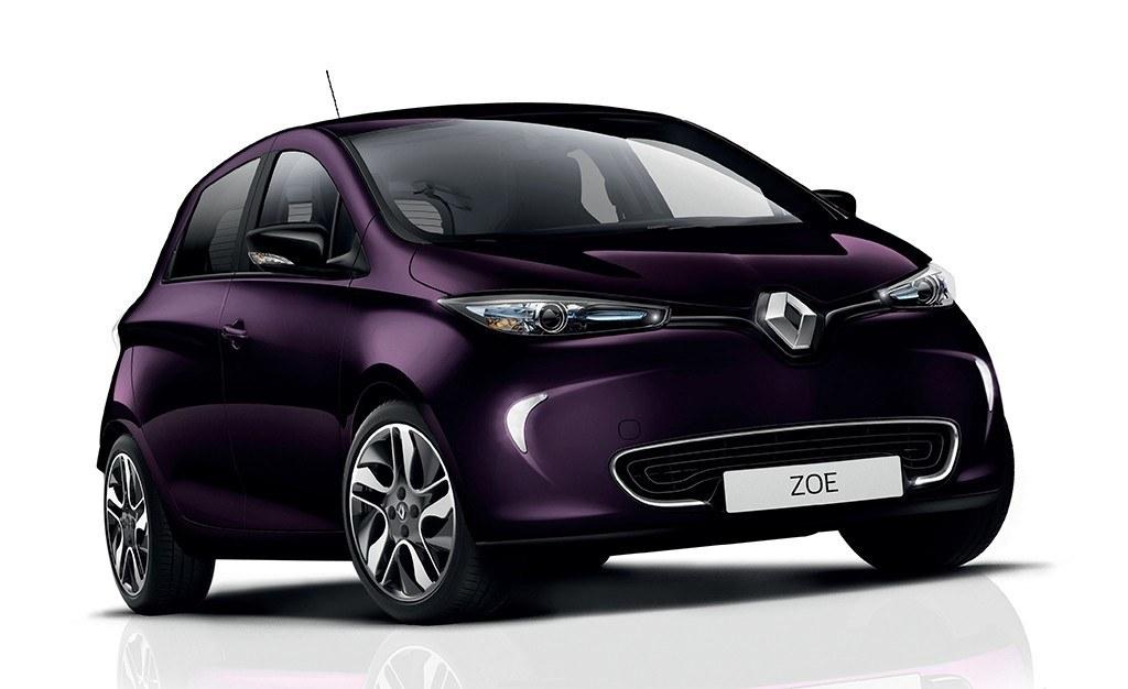 Renault Zoe 2018: el popular eléctrico estrena motor y otras novedades