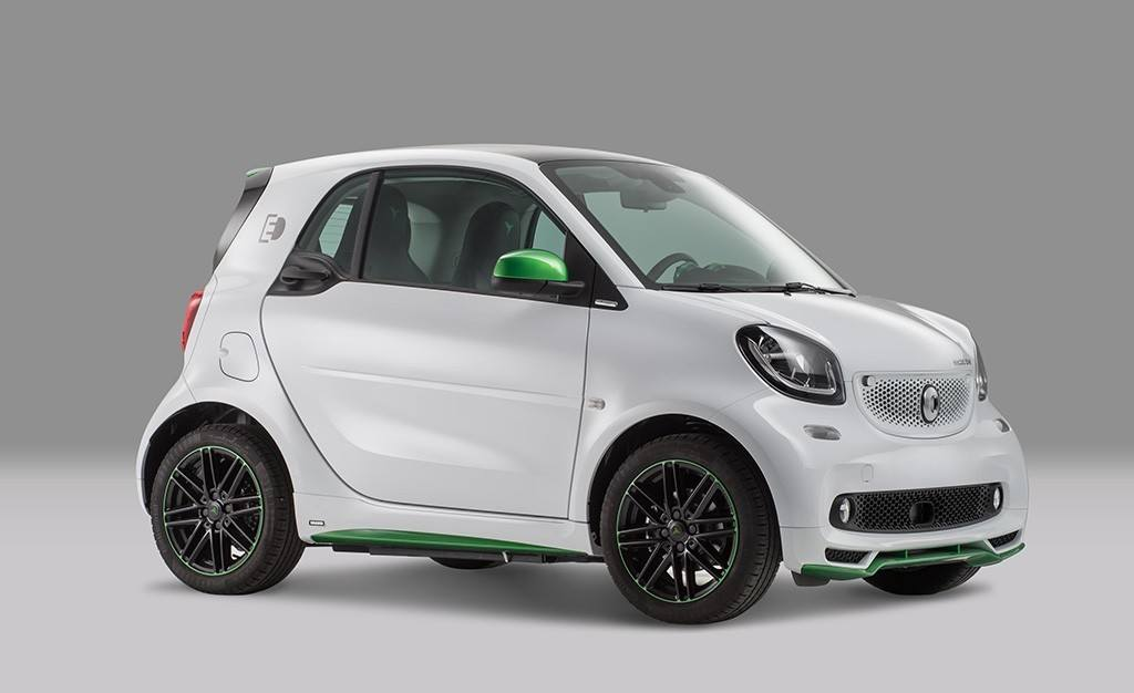 Smart Ushuaïa ED Limited Edition: movilidad eléctrica y exclusividad